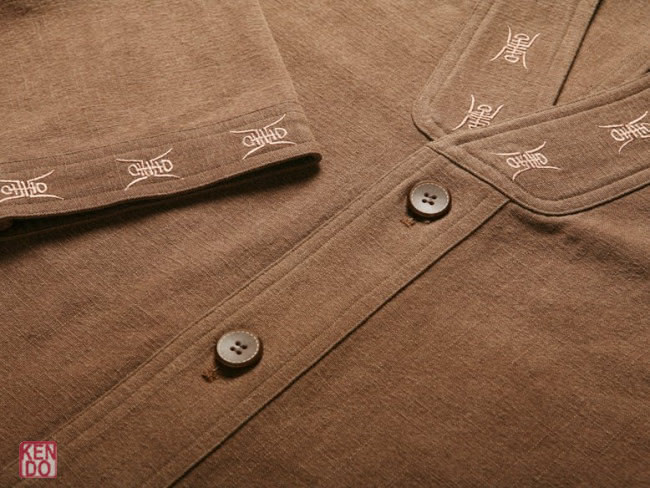 Kerang Hanbok Jacket brown